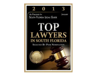 Top Lawyers In South Florida Black Javel Logo