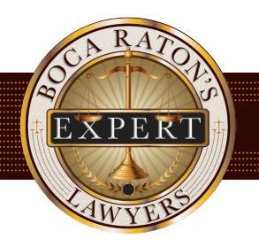 Boca Raton's Expert Lawyers Logo