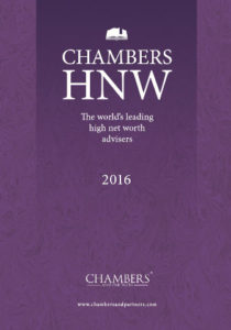Chambers high net worth guide From Gutter Chaves Firm Website