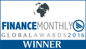 Finance Monthly Global Awards 2016 Winners Logo